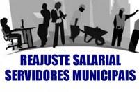 Aprovado 15% de Reajuste Salarial para os Servidores Municipais