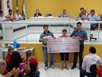 Câmara de Antônio Olinto devolve R$ 100 mil para que recurso seja repassado à APAE