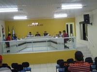 RESUMO DA 89º SESSÃO ORDINÁRIA