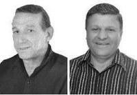 Vereadores Antonio Dirceu e Amarildo Stavacz reivindicam instalação de telefone público